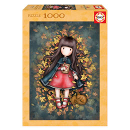 PUZZLE GORJUSS AUTUMN LEAVES 1000 PIECES