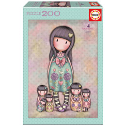 PUZZLE GORJUSS SEVEN SISTERS 200 PIECES