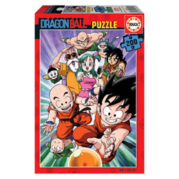 PUZZLE DRAGON BALL 200 PIECES