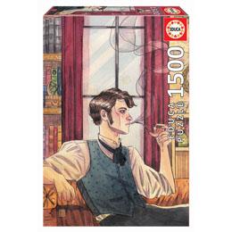 Puzzle Sherlock Esther Gili 1500 pièces