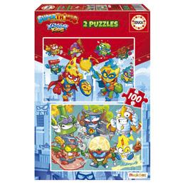 Puzzle Luca Disney 2x48 pièces