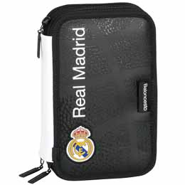 TROUSSE REAL MADRID BASKET TRIPLE ET SES 41 PIECES