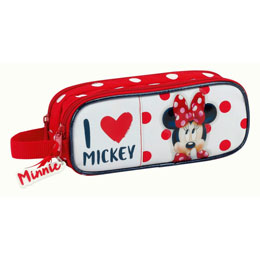 TROUSSE DOUBLE DISNEY MINNIE LOVE MICKEY