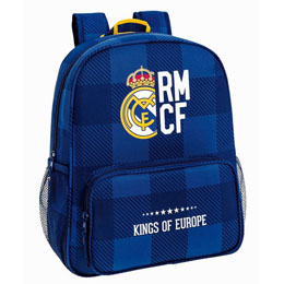 SAC A DOS REAL MADRID 38 CM