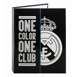 CLASSEUR REAL MADRID ONE COLOR ONE CLUB