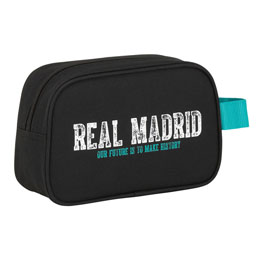 Photo du produit TROUSSE DE TOILETTE REAL MADRID BLACK Photo 1