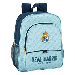 SAC A DOS REAL MADRID 38CM ADAPTABLE