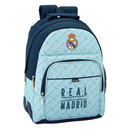 SAC A DOS REAL MADRID 42 CM ADAPTABLE