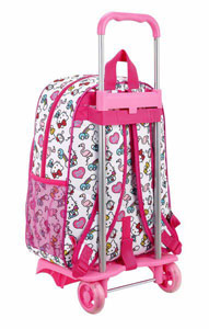 Photo du produit TROLLEY HELLO KITTY GIRL GANG 42CM Photo 1