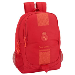 SAC A DOS REAL MADRID RED ADAPTABLE 44CM