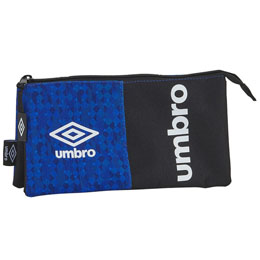 TROUSSE UMBRO BLACK & BLUE TRIPLE