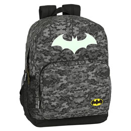 SAC A DOS BATMAN NIGHT DC COMICS ADAPTABLE 43CM