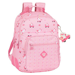 SAC A DOS GLOWLAB UNICORN DAY ADAPTABLE 42CM
