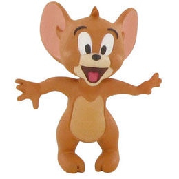 BULLYLAND FIGURINE JERRY / TOM & JERRY