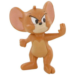 BULLYLAND FIGURINE JERRY STOP / TOM & JERRY