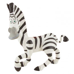 MADAGASCAR MINI FIGURINE MARTY 8 CM