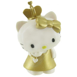 BULLYLAND FIGURINE HELLO KITTY OR