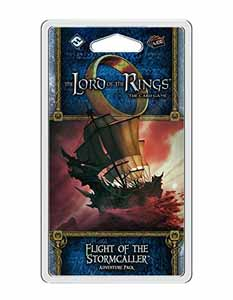LORD OF THE RINGS FLIGHT OF THE STORMCALLER ADVENTURE PACK (Anglais)
