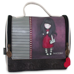 NECESSAIRE GORJUSS FROM THE HEART SANTORO
