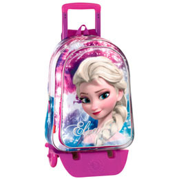 SAC A DOS TROLLEY FROZEN DISNEY SHINING 43CM