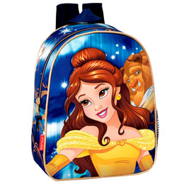 Photo du produit SAC A DOS TROLLEY LA BELLE ET LA BETE DISNEY MAGIC 28CM