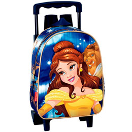 Photo du produit TROLLEY LA BELLE ET LA BETE DISNEY MAGIC 28CM