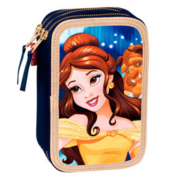 DISNEY TROUSSE LA BELLE ET LA BETE TRIPLE MAGIC