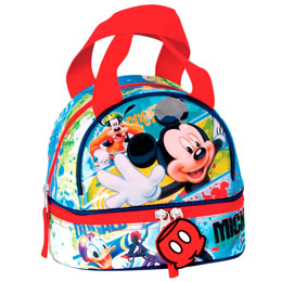 SAC DEJEUNER MICKEY DISNEY FACE