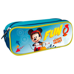 TROUSSE MICKEY DISNEY 3 FERMETURES