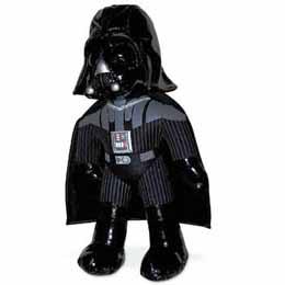 Peluche Star Wars Dark Vador 25 cm