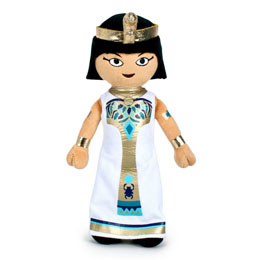 PELUCHE PLAYMOBIL EGYPTIENNE 33 CM