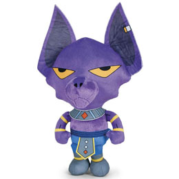 PELUCHE DRAGON BALL Z BEERUS 25 CM