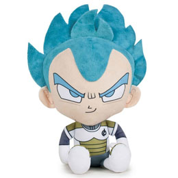 PELUCHE DRAGON BALL Z VEGETA 25 CM