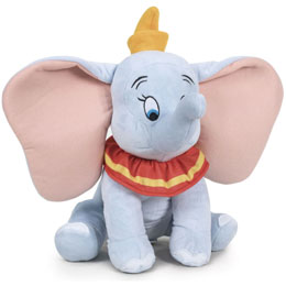 PELUCHE DUMBO DISNEY MOVIE 30CM