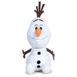 PELUCHE OLAF 30CM DISNEY LA REINE DES NEIGES 2