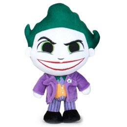 PELUCHE THE JOKER DC COMICS 27CM