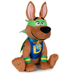 PELUCHE SCOOBY KID HALLOWEEN SCOOBY DOO 28CM