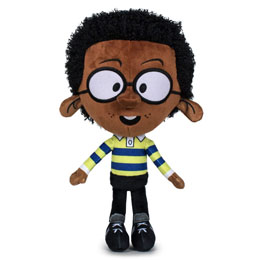 PELUCHE CLYDE MCBRIDE THE LOUD HOUSE 30CM