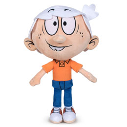 PELUCHE LINCOLN THE LOUD HOUSE 30CM