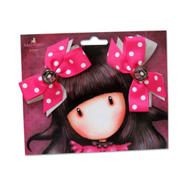 Photo du produit 2 PINCES A CHEVEUX GORJUSS LADYBIRD