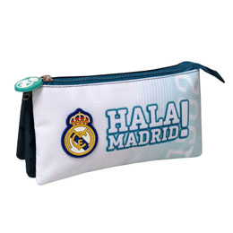 TROUSSE REAL MADRID TRIPLE HALA MADRID