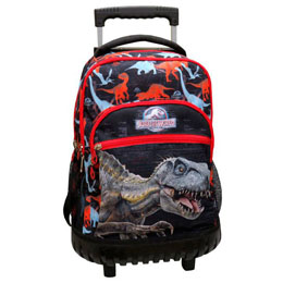 TROLLEY JURASSIC WORLD 52CM