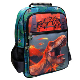 SAC À DOS JURASSIC WORLD ADAPTABLE 41CM