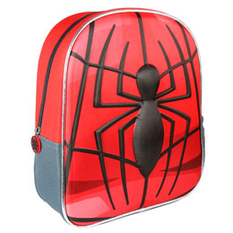SAC A DOS 3D SPIDERMAN MARVEL 31 CM