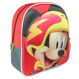 SAC A DOS 3D MICKEY ROADSTER DISNEY 31 CM