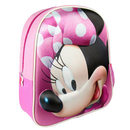 SAC A DOS 3D MINNIE DISNEY 31 CM