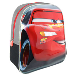 SAC A DOS 3D DISNEY CARS 3 31 CM