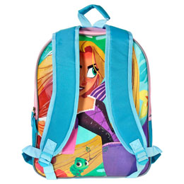 Photo du produit SAC A DOS REVERSIBLE DISNEY RAIPONCE 41CM Photo 3