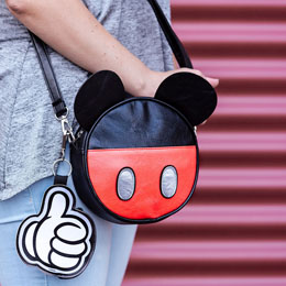 Photo du produit PORTE CLE PORTE MONNAIE DISNEY MICKEY GANT Photo 3