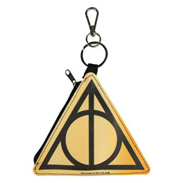 Photo du produit PORTE MONNAIE PORTE CLÉ DEATHLY HALLOWS HARRY POTTER Photo 2
